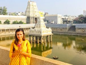 Madurai Dea Matangi Temple